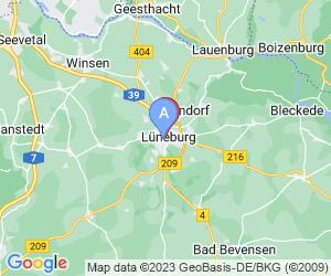 Karte für Ostpreußisches Landesmuseum