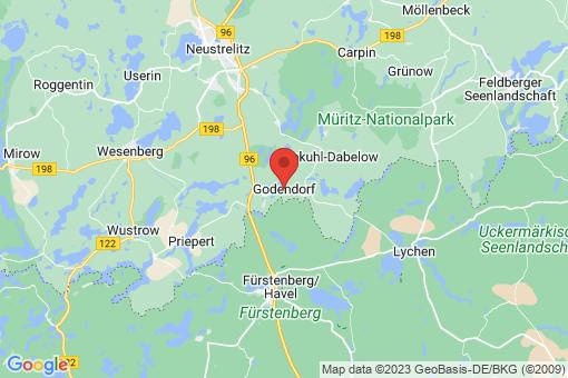 Karte Godendorf