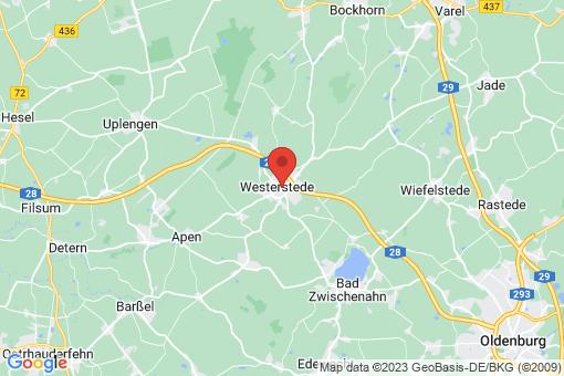 Karte Westerstede