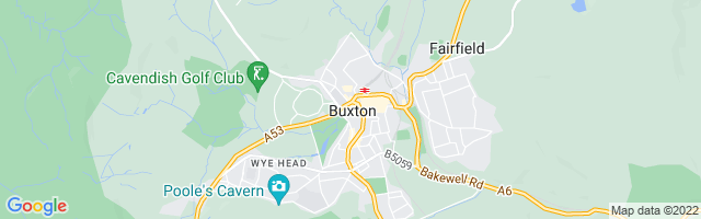 Map Of Buxton