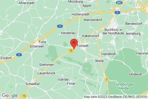 Karte Wistedt