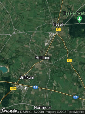 Google Map of Holtland