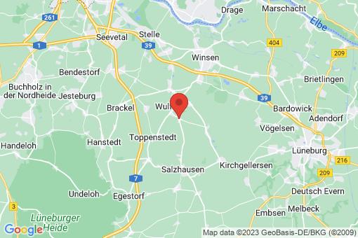 Karte Garstedt