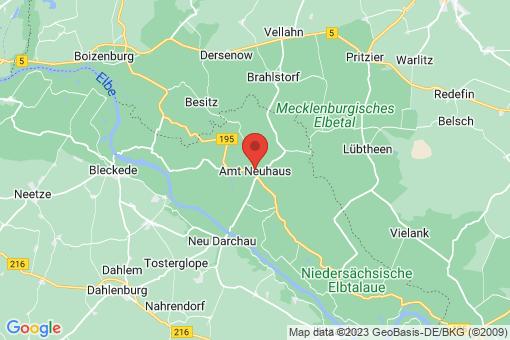 Karte Neuhaus