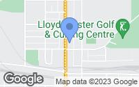 Map of Lloydminster, SK