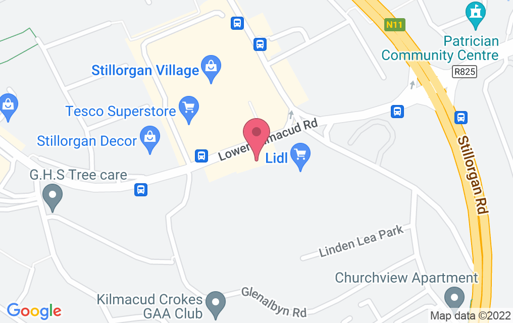 Get directions to Aprile Restaurant Stillorgan