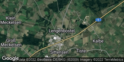 Google Map of Lengenbostel