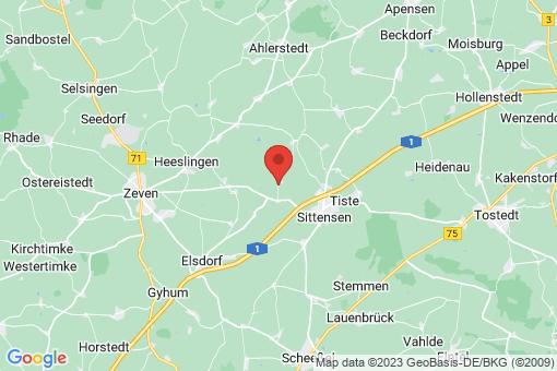 Karte Klein Meckelsen