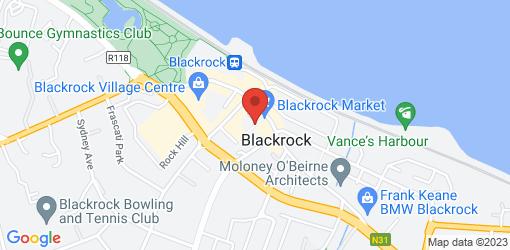 Directions to VEGAN BURGER COMPANY BLACKROCK
