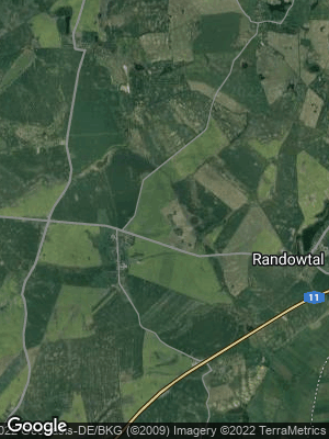 Google Map of Randowtal