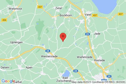 Karte Bockhorn Goelriehenfeld