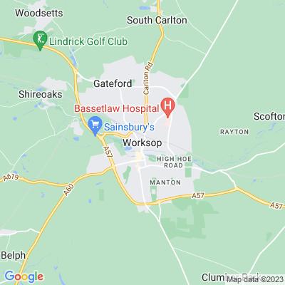 Worksop Manor Location