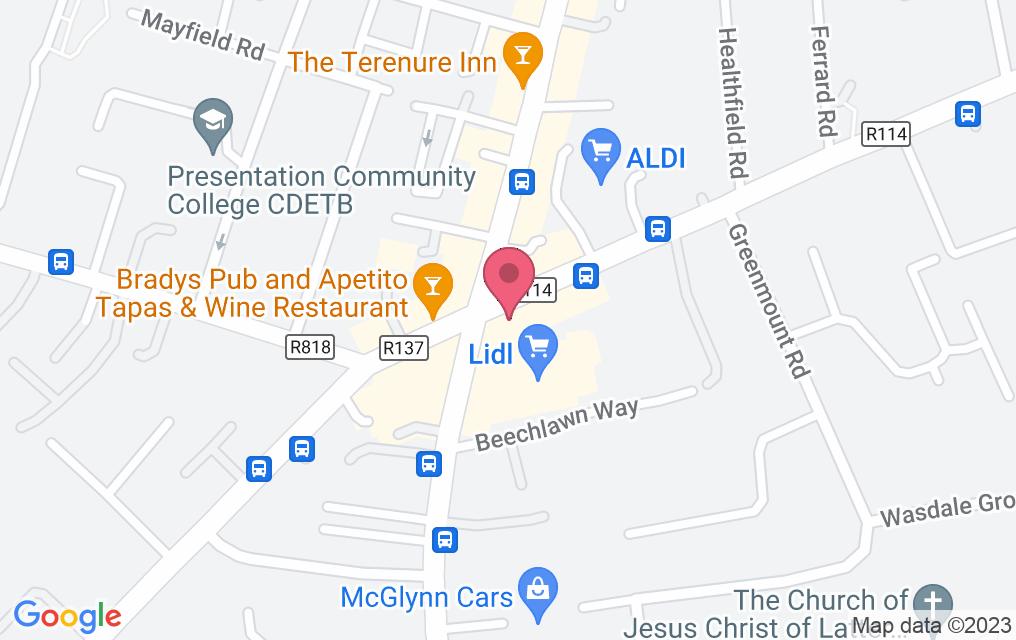Get directions to Mario's (Terenure) Restaurant