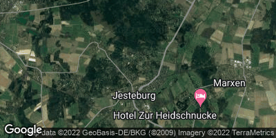 Google Map of Jesteburg