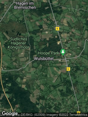 Google Map of Wulsbüttel