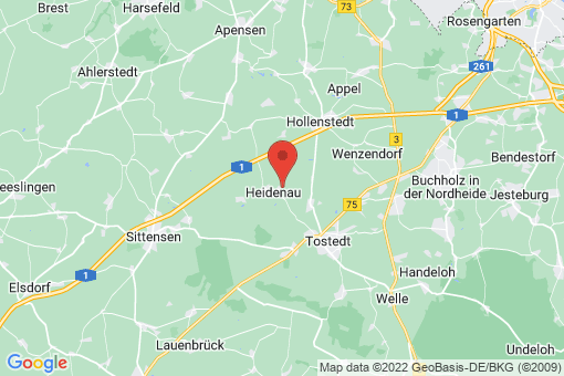 Karte Heidenau