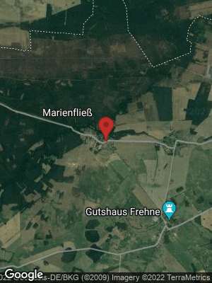 Google Map of Marienfließ