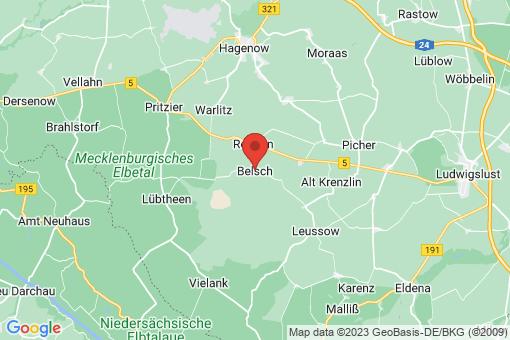 Karte Belsch