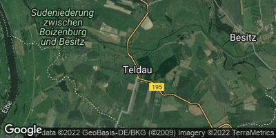 Google Map of Teldau