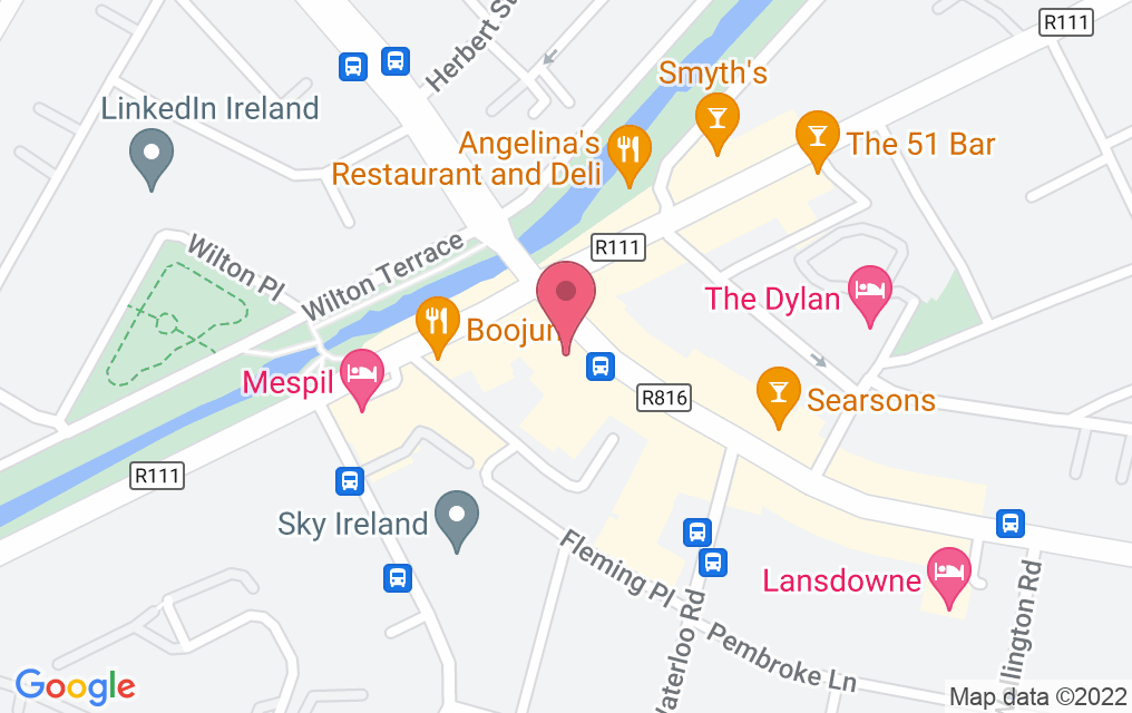 Get directions to Bloom Brasserie