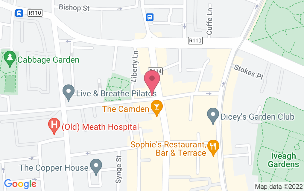 Get directions to Bobos Burgers Restaurant Wexford Street