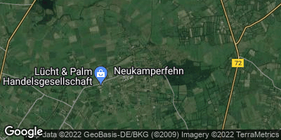 Google Map of Neukamperfehn
