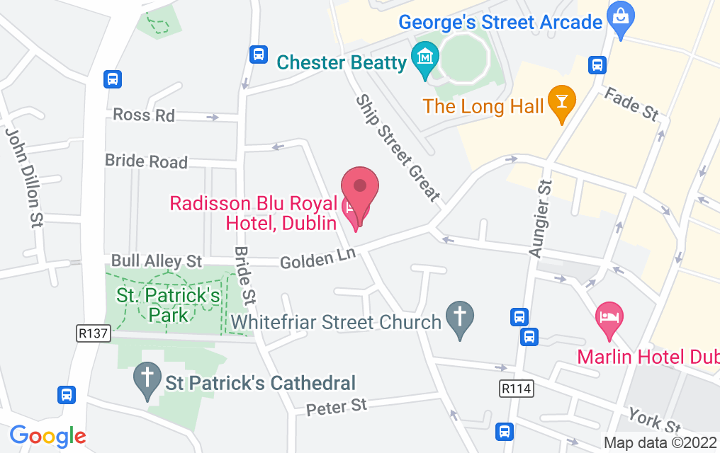 Get directions to Afternoon Tea at Radisson Blu
