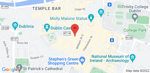 Directions to Umi Falafel - George's Street Arcade