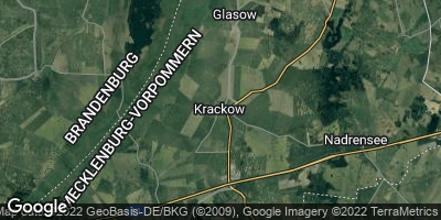 Google Map of Krackow