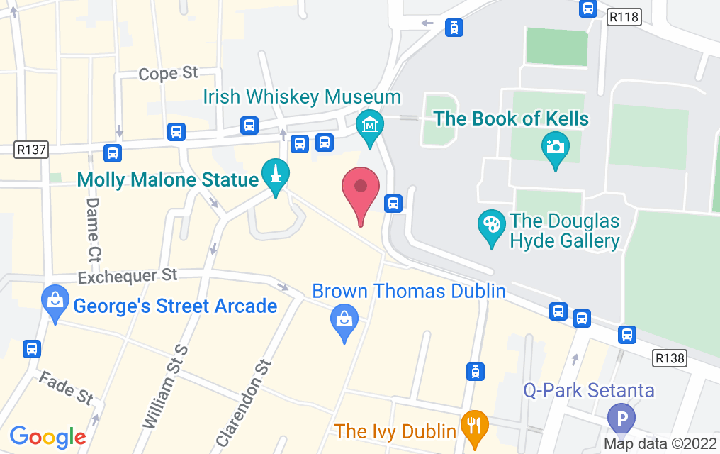 Get directions to O'donoghue's Bar