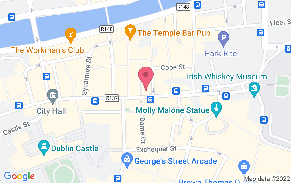 Get directions to Trinity Bar Venue