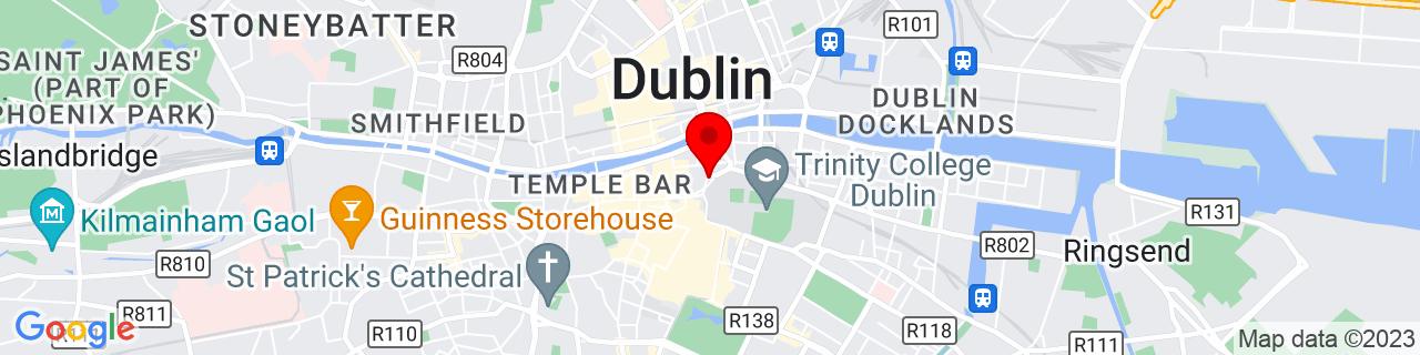 Google Map of 53.34518333333334, -6.259
