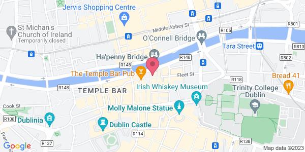 Get directions to Quays Irish Restaurant
