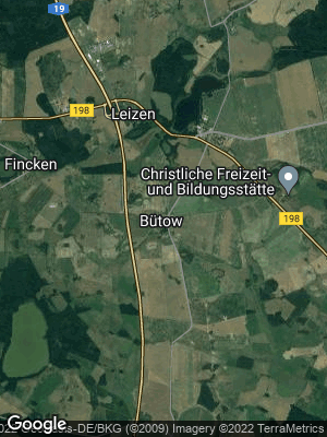 Google Map of Bütow