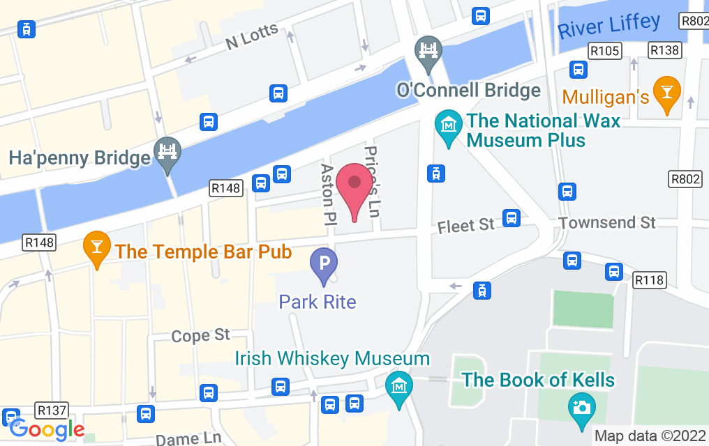 Get directions to Buskers Bar