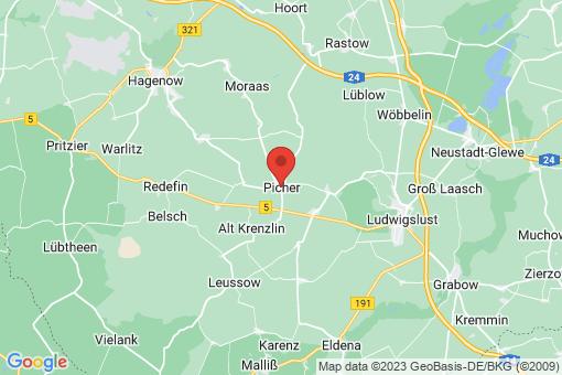 Karte Picher