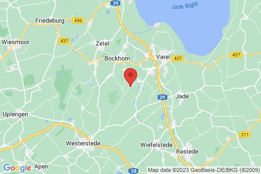 Karte Varel Grünenkamp