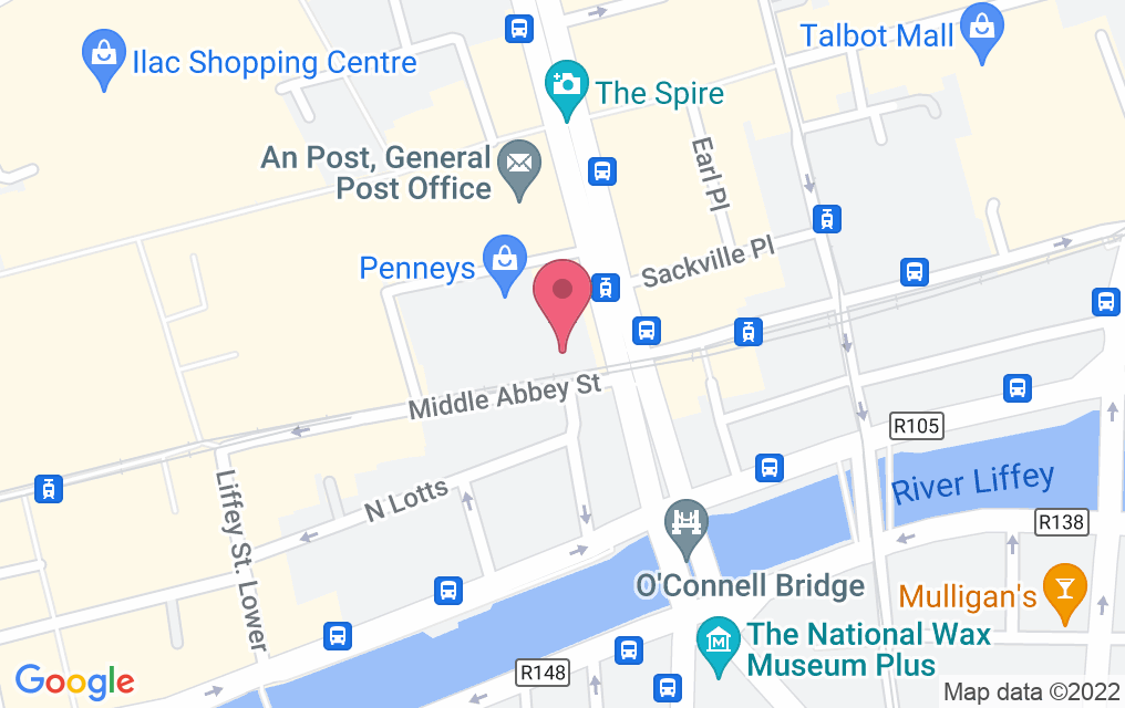 Get directions to The Oval Bar