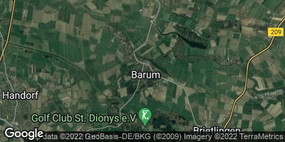 Google Map of Barum