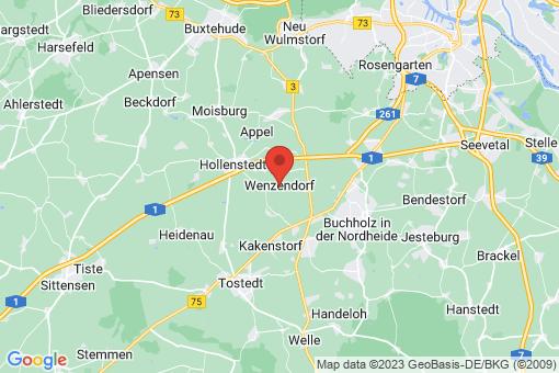 Karte Wenzendorf