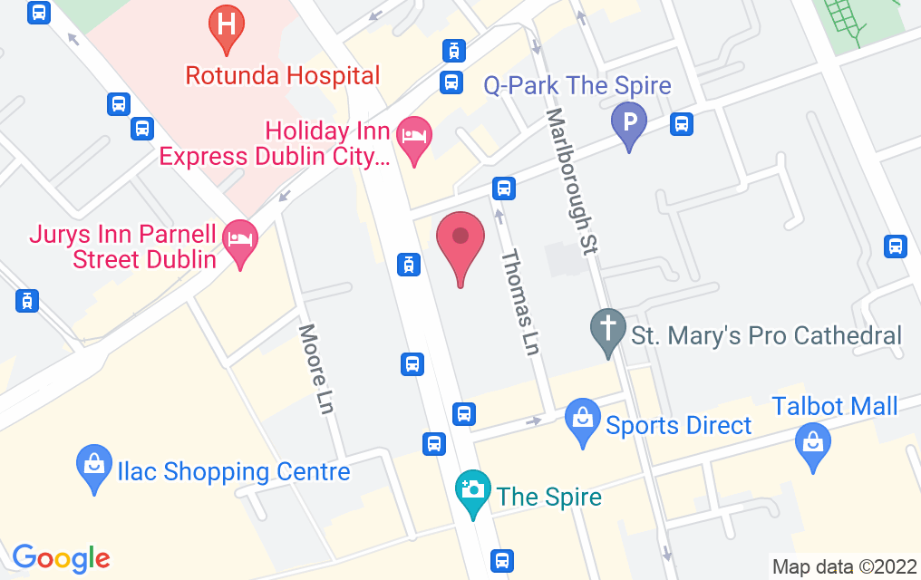 Get directions to Madigan's Pub O'Connell Street