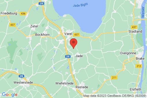Karte Varel Neudorf