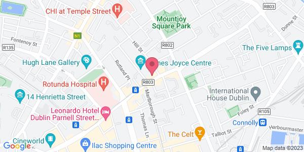 Get directions to Dera Restaurant Dublin