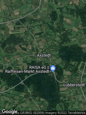 Google Map of Axstedt