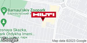 Региональный представитель Hilti в г. Барнаул