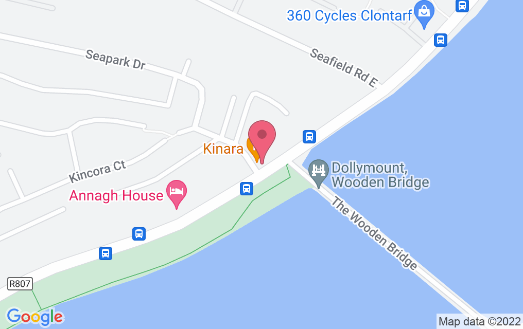 Get directions to Kinara