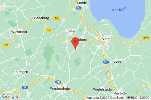 Karte Bockhorn Grabstede