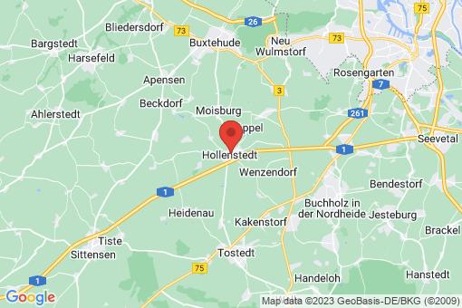 Karte Hollenstedt