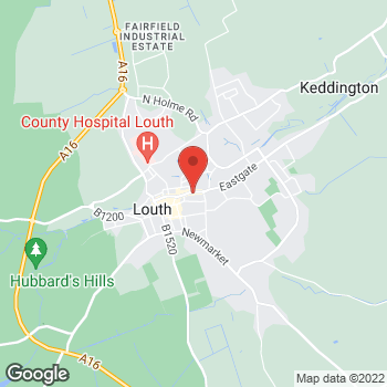Map of wilko Louth (Relo) at 124 Eastgate, Louth,  LN11 9AA