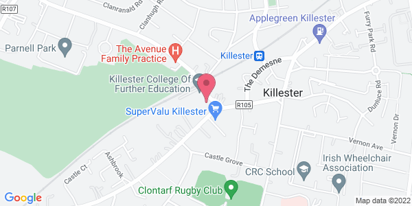 Get directions to 53 Avenue Bistro Killester